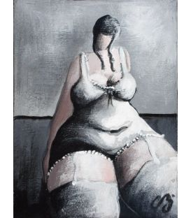 The elegant girl n°2