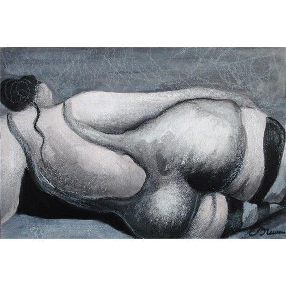 The sensual girl n°2