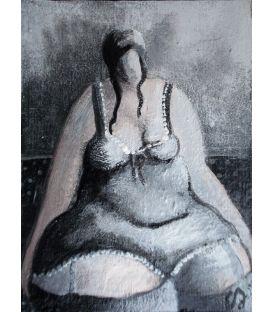 The girl in corset n°2