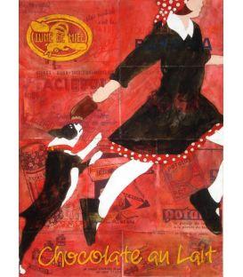 Chocolat au lait - Lune de miel