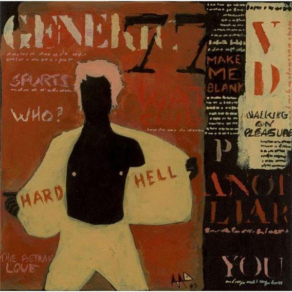 Hard hell (Richard Hell)