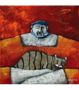 Le marin et le chat