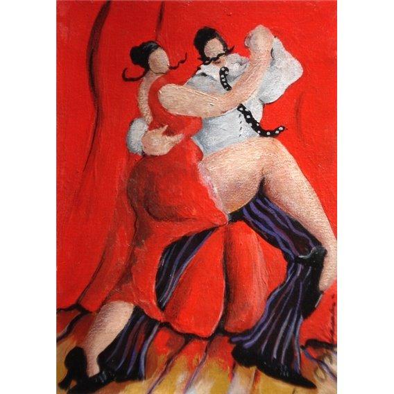 Un tango à Paris