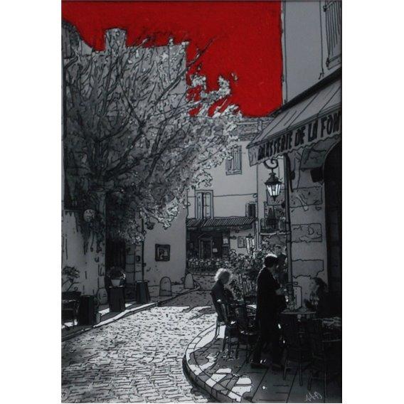 Rue Henri de Savornin Lourmarin