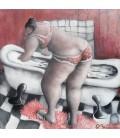 Julie et le bain sans mousse