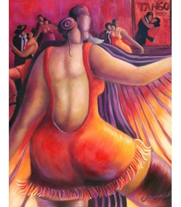 Soirée tango le samedi et dimanche