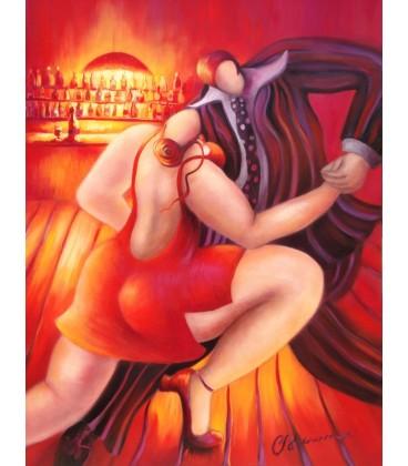 Adventure tango