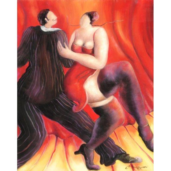 Pose tango n°13