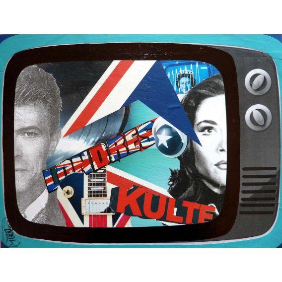 Bowie - Peel on TV