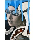 """Remix of """"Girl with a Pearl Earring"""""""