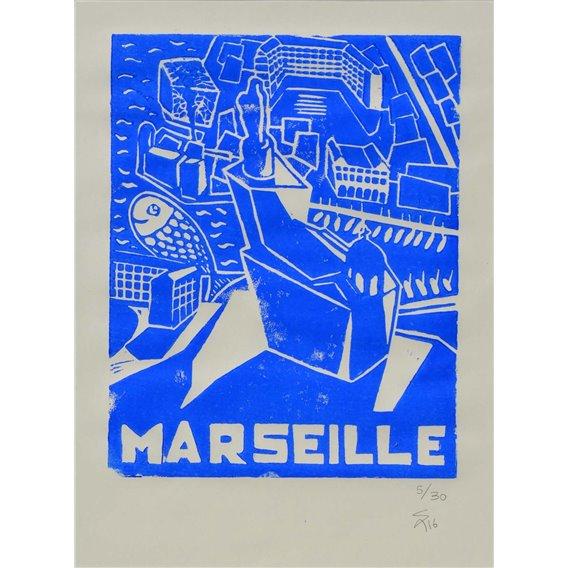 Marseille allegory 5/30
