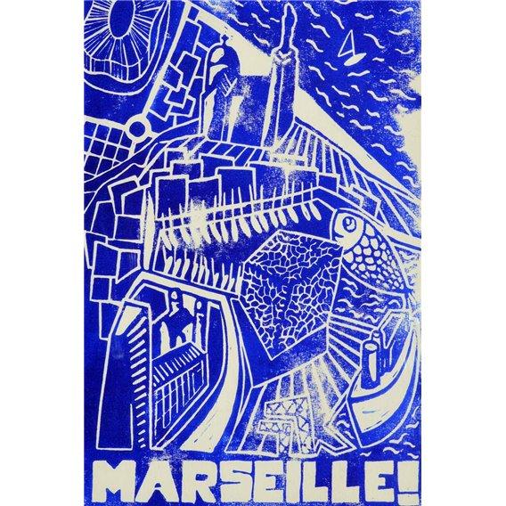 Marseille - Notre dame de la gare 20/30