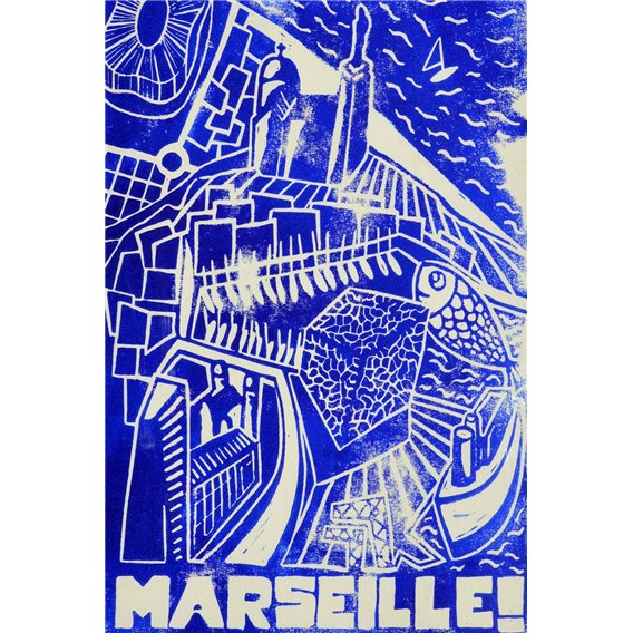 Marseille - The good mother 20/30