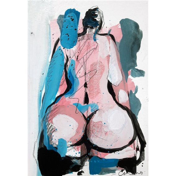 The pair of buttocks n°3