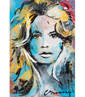 BB - Portrait (Brigitte Bardot)
