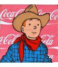 Tintin is a cowboy