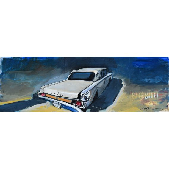 Buick - Tableau de Bertrand Lefebvre