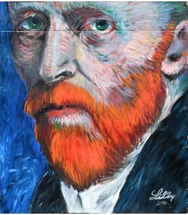 Van Gogh - Painting by Lilly