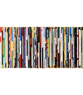 Le côté graphique de la tranche volume 4 - Bande son n°85 - Tableau de Didier Delgado