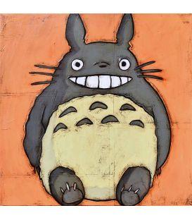 Totoro - Tableau de Kromo