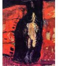 Turkey Hanging by the Fireplace - Soutine - Soundtrack n°92 - Original painting used as color guide