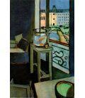 Intérieur, bocal de poissons rouges - Henri Matisse - Bande son n°93 - Tableau original ayant servi de guide colorimétrique