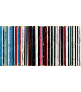 La Colomba - Basquiat - Bande son n°100 - Tableau de Didier Delgado