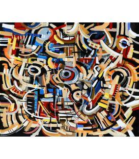 Abstraction des restes n°29