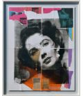 Liz Taylor - Framed