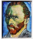 Portrait of Van Gogh - Framed