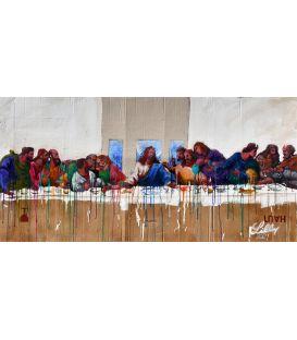 Jésus et ses apôtres - La cène