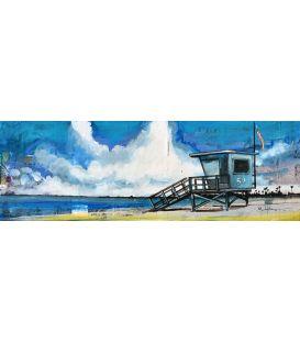 Lifeguard hut 52