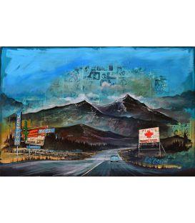 Thunder Bay - Tableau de Bertrand Lefebvre
