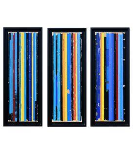Bande son n°54 - Tableau de Didier Delgado
