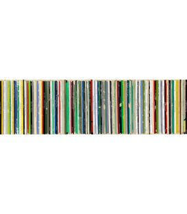 Au fur et à mesure que l'angle de vue se déplace - Natalia Dumitresco - Bande son n°104 - Tableau de Didier Delgado