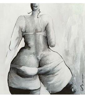 Series: praise of the buttocks n°2