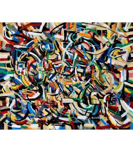 Abstraction des restes n°33