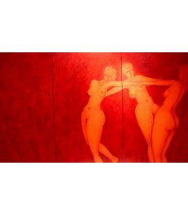 Les trois danseuses
