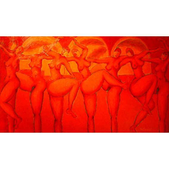 Dancers hammam