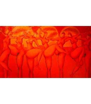 Les danseuses du hammam