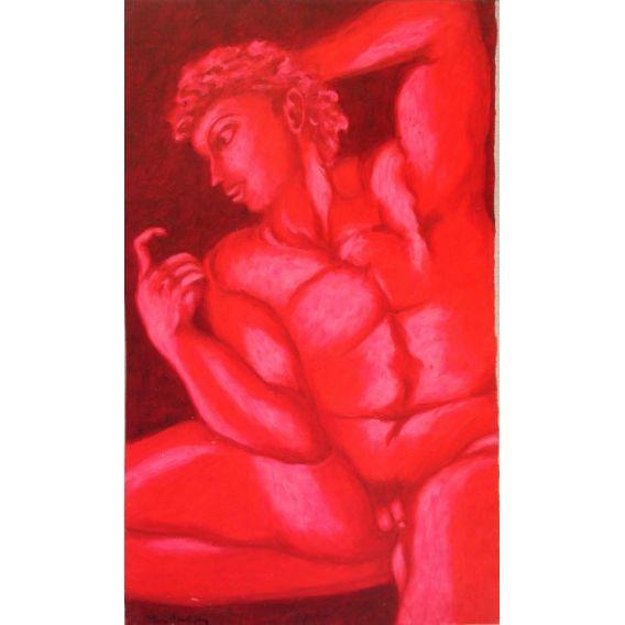 Série de Grecs nus n°1
