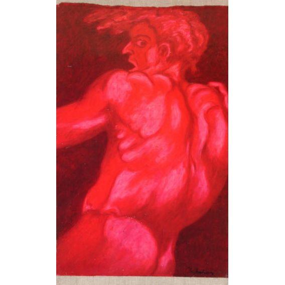 Série de Grecs nus n°3
