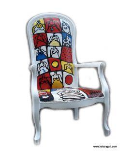 Le fauteuil de l'été 2014