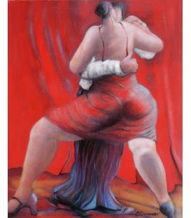 Tango pose n°14