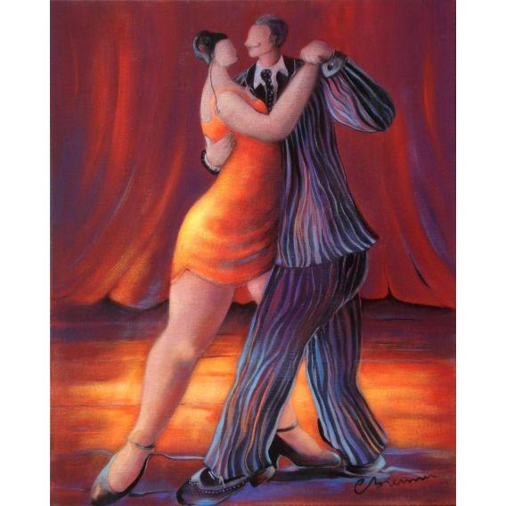 Little tango - Tango pose n°15