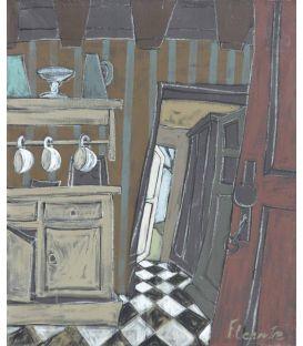 L'armoire et les 3 tasses