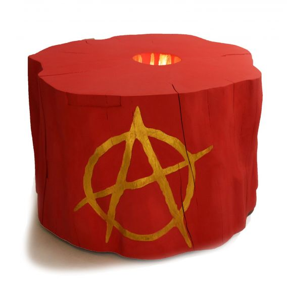 Anarchy - Roxane Beïs table