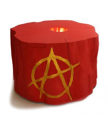 Anarchie - Table de Roxane Beïs