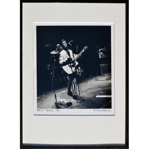 David Bowie - Live concert