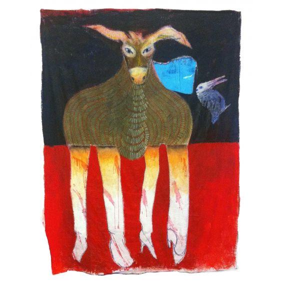 L'âne osier et le lapin